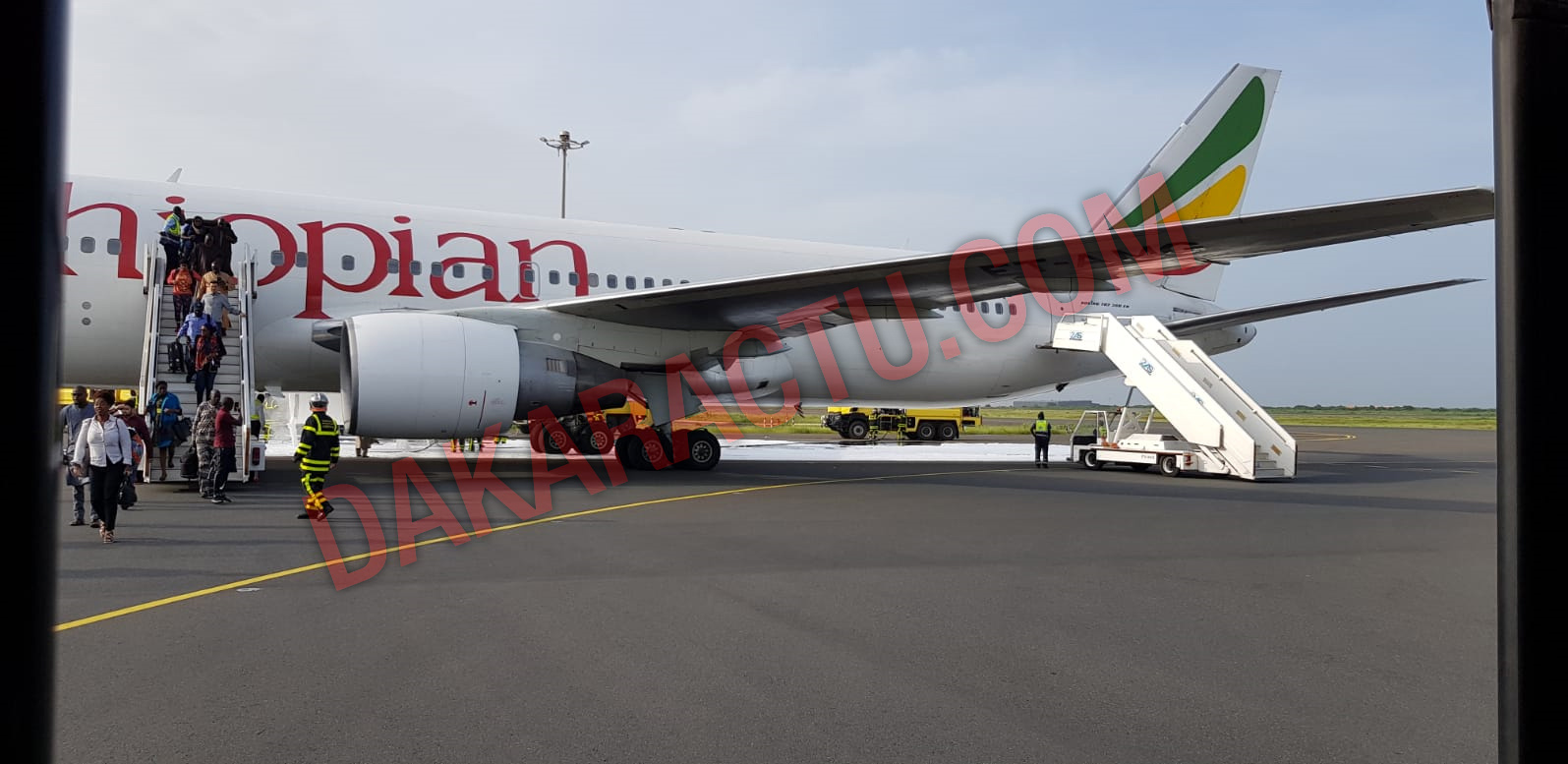 Crash évité du vol ET908 d'Ethiopian Airlines : Un passager accuse la compagnie aérienne et relève des dysfonctionnements à l'AIBD.