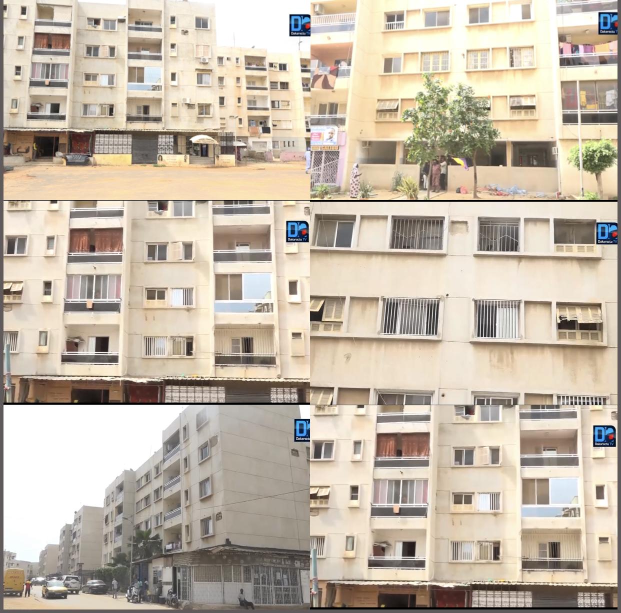 Déguerpissement d'un immeuble aux Hlm Maristes : Les anciennes Lionnes du basket-ball refusent de se plier à la décision préfectorale.