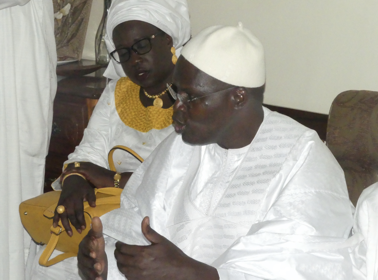 Monseigneur Martin Boucar Tine, Evêque de Kaolack à Khalifa Sall : « Nous devons tourner la page dans la vérité et la justice...»