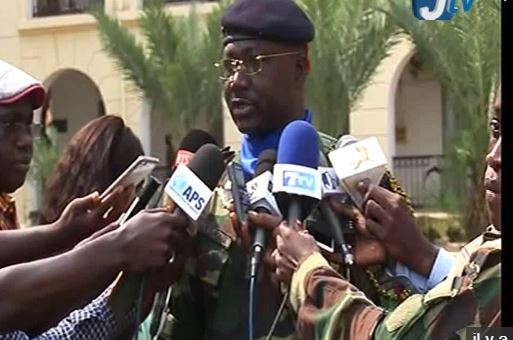 Zone militaire numéro 1 : le colonel El hadji Malick Diagne prend le commandement
