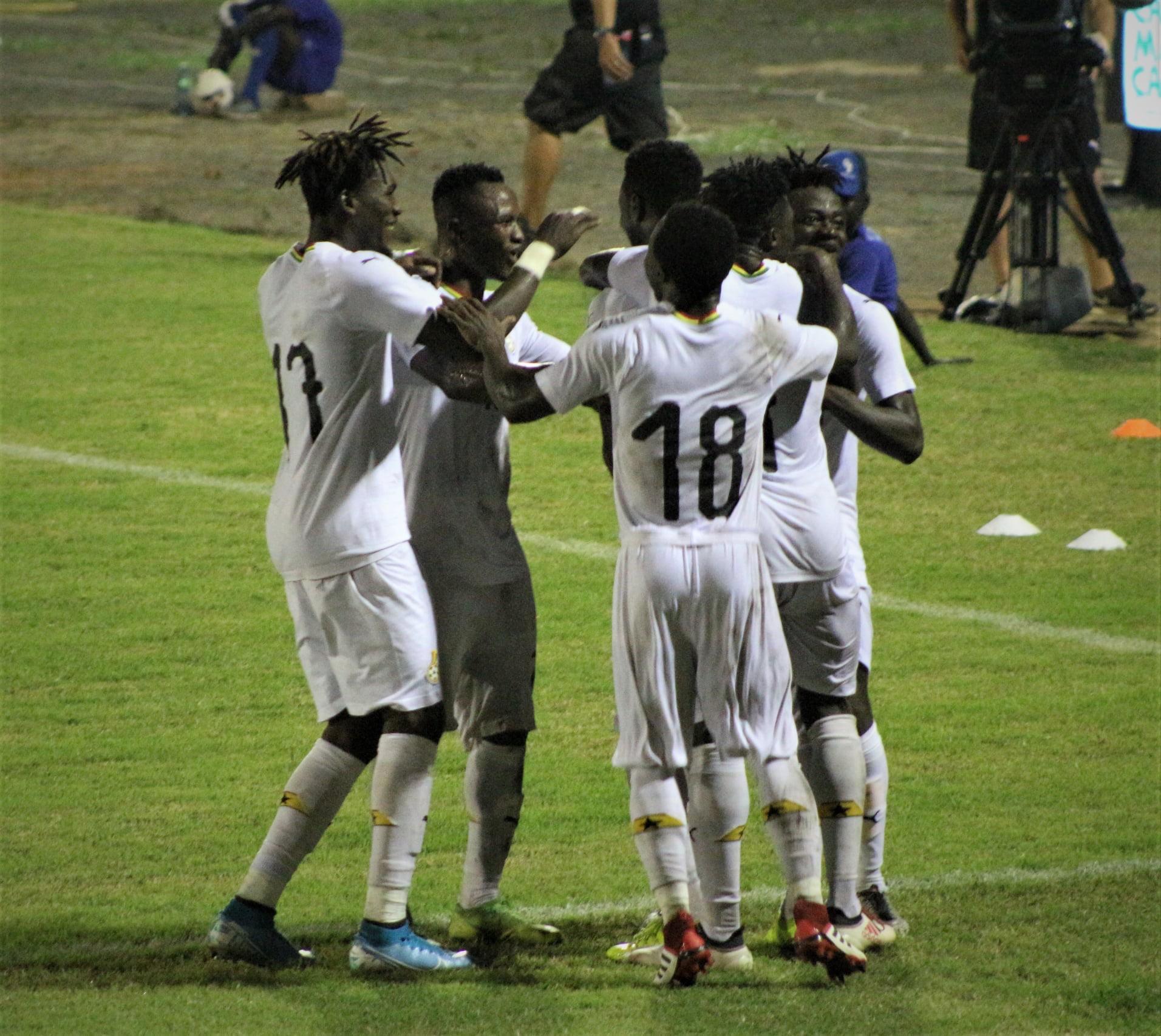 Tournoi UFOA 2019 : Le Ghana en finale suite à sa victoire 3-1 sur la Côte d'Ivoire