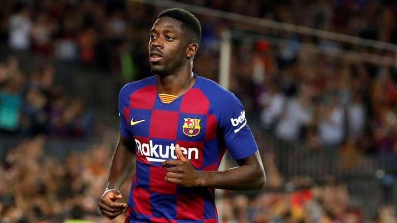 Liga : Ousmane Dembélé écope de deux matches de suspension et le Barca fait appel