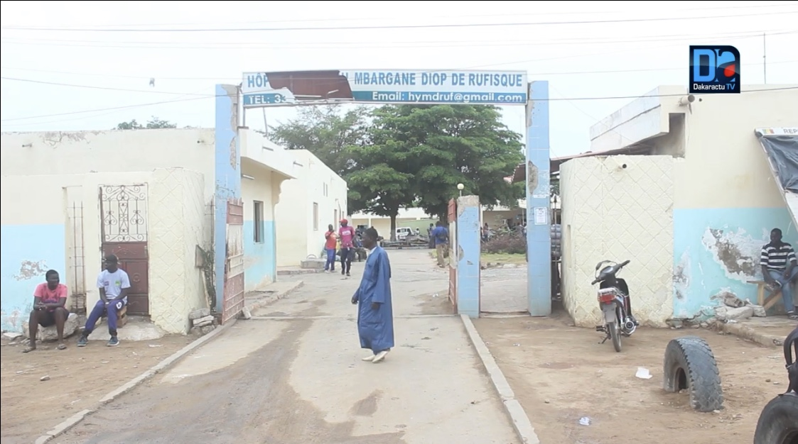 RUFISQUE : L'hôpital Youssou Mbargane Diop, encore en zone de turbulence