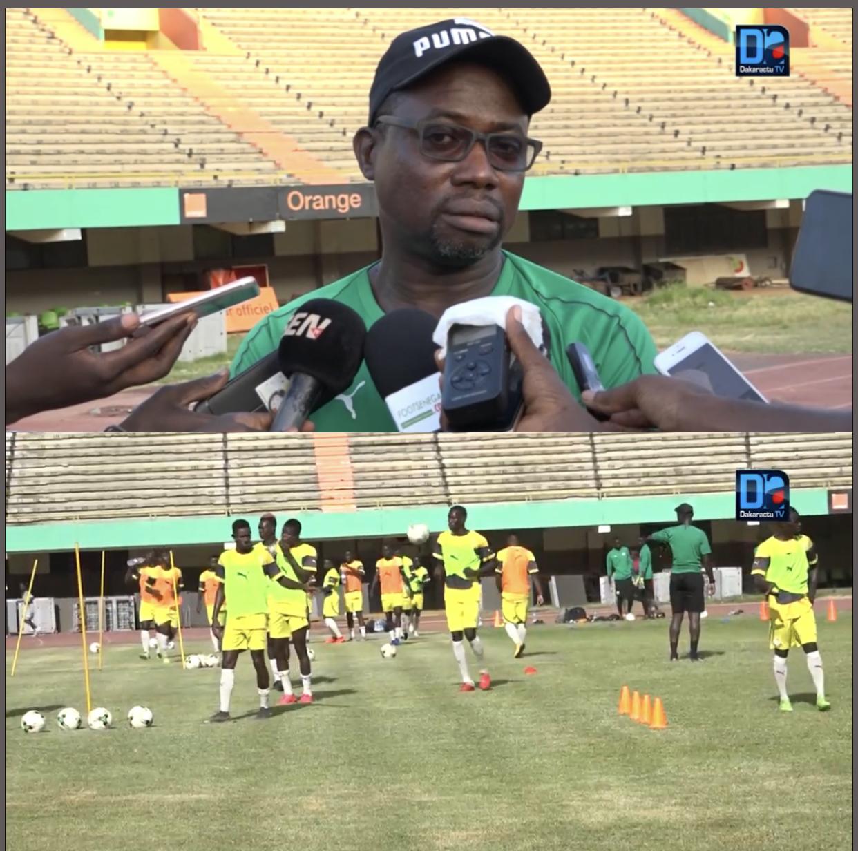 Demi-finale UFOA 2019 / Sénégal vs Mali (2-0) :  « les Lions du Sénégal ont besoin de marquer leurs noms sur la page de l'histoire de l'UFOA » (Serigne Saliou Dia)