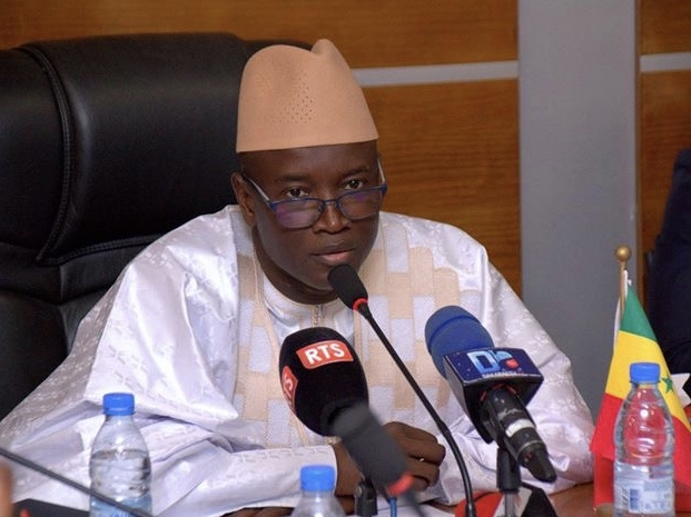 """Surveillance des frontières /Aly Ngouille Ndiaye : """"Le projet d'octroi de visas aux pays étrangers pour mieux les identifier est en cours... Nous n'avons pas besoin de Touristes qui ne peuvent se payer un visa au Sénégal..."""""""