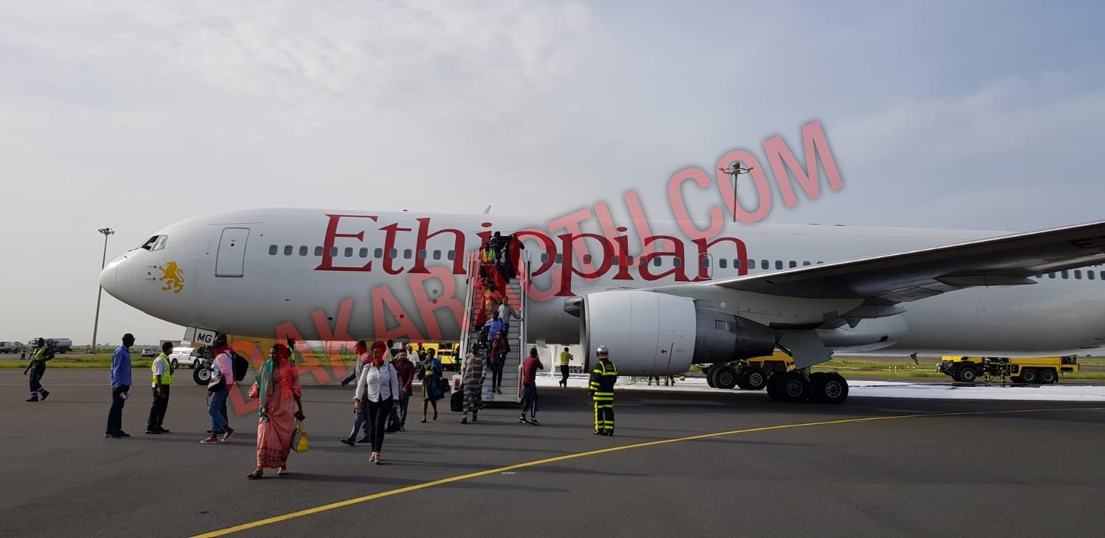 Accident sur le vol ET/908 : Ethiopian Airlines annonce l'ouverture d'une enquête et se dédouane
