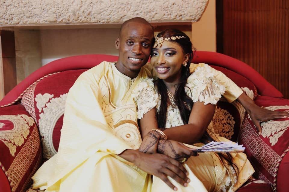 Les images du mariage de Abdoulaye Dione, journaliste à Dakaractu et de Fatou Diop Diarra