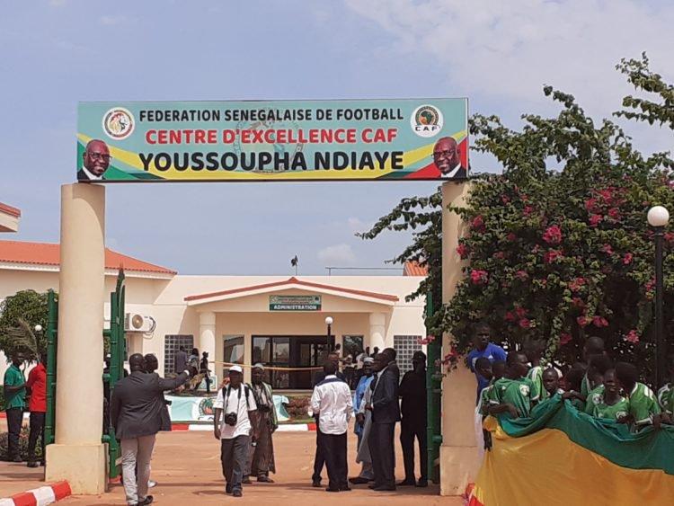 Inauguration : Le centre de Guéréo baptisé du nom de l'ancien ministre des Sports, Youssoupha Ndiaye