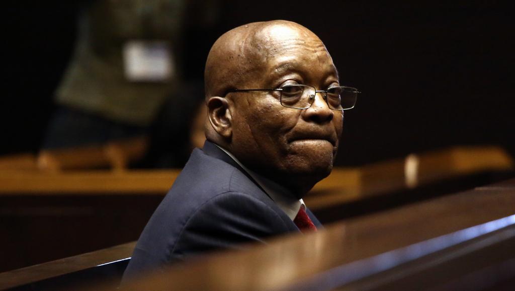 Corruption en Afrique du Sud : Jacob Zuma attendu à la barre ce mardi
