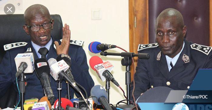 Touba : le Commissaire Divisionnaire Bachirou SARR installé à la tête du Commissariat