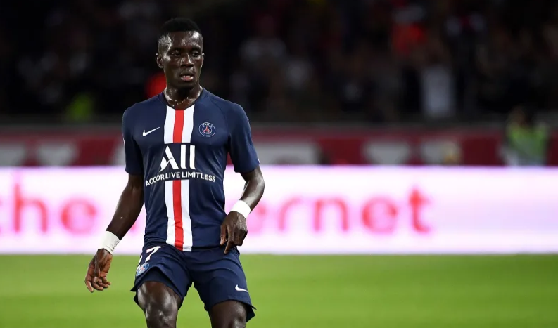PSG : Idrissa Guèye absent plusieurs jours