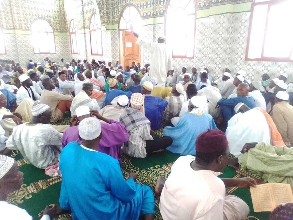 ANNIVERSAIRE DE LA GRANDE MOSQUEE DE KOLDA : Au menu, lecture du saint Coran, recueillement, conférence sur la prière…
