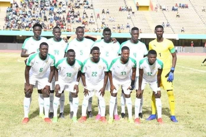 FOOTBALL : Les Lions locaux éliminés du CHAN 2020