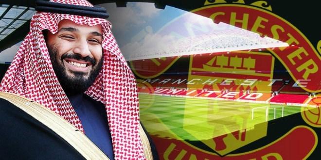 Manchester United : Un prince saoudien pour le rachat du club à plus de 3000 milliards.