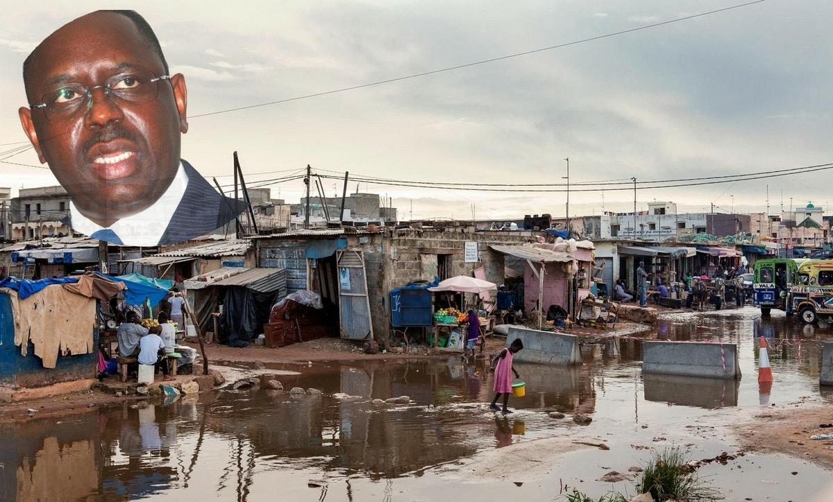 Macky Sall veut dégager toute responsabilité face à la situation économique et sociale catastrophique du pays. (Par la Cellule Economique de la République des Valeurs)