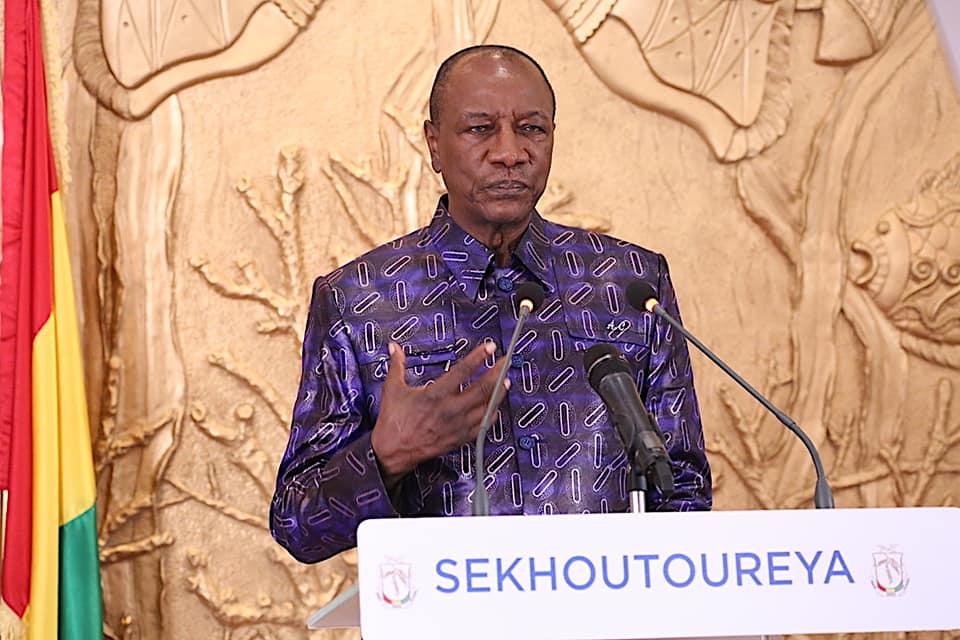 Mort de manifestants en Guinée : Alpha Condé accuse ses opposants.