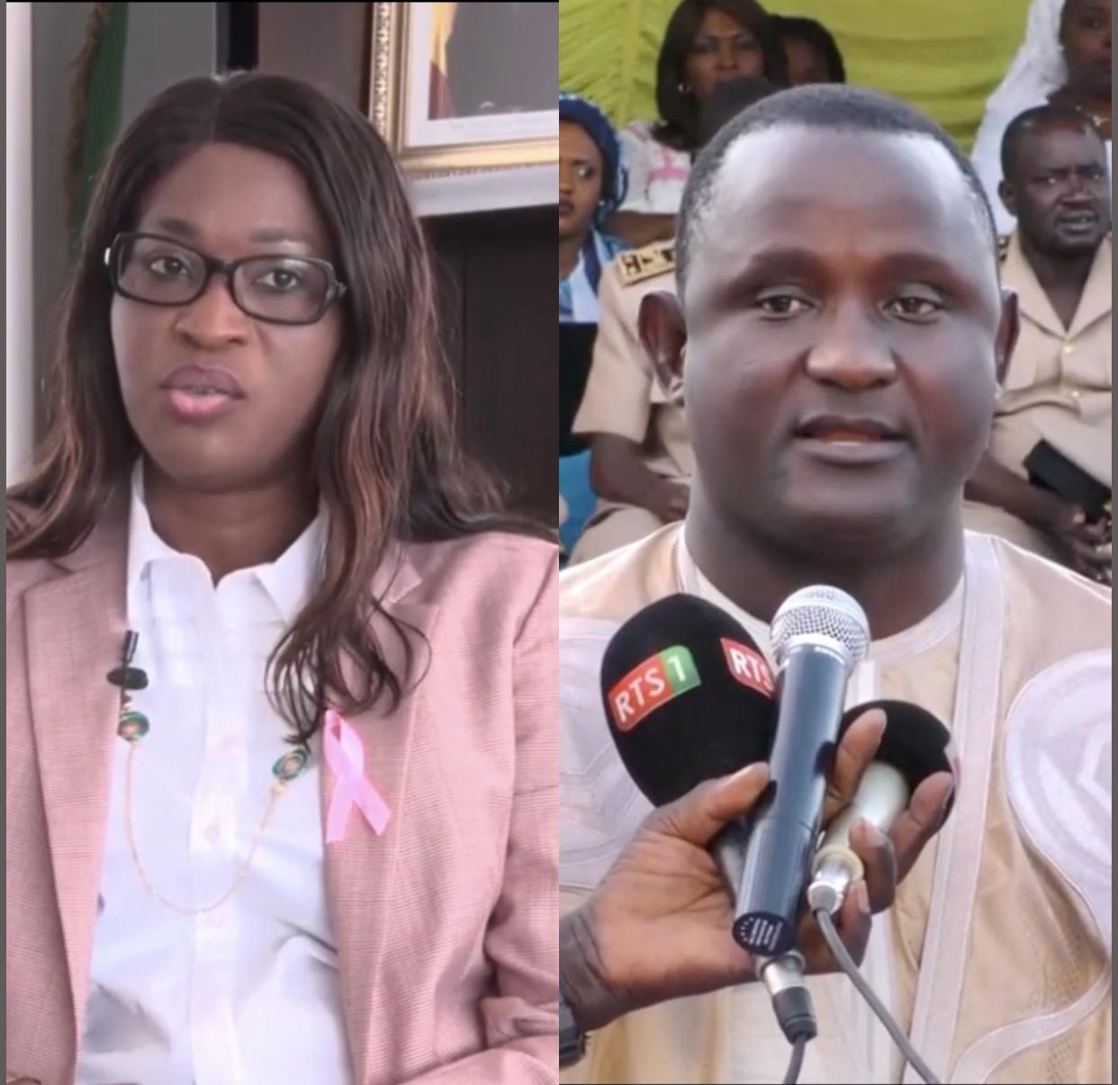 La ministre Zahra Iyane Thiam poursuit en justice le DG de la DER