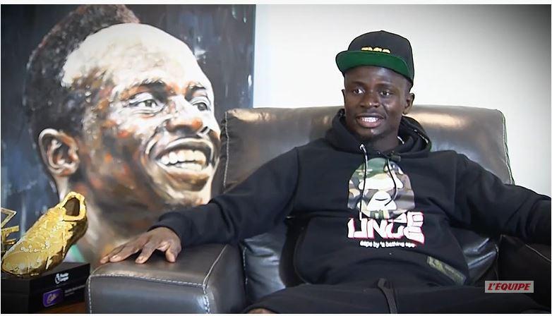 Sadio Mané : avec le Ballon d'Or, « je serais l'homme le plus heureux »
