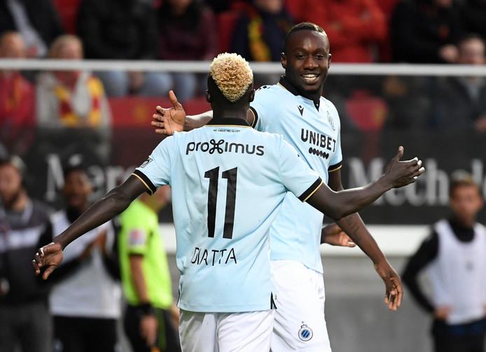 LDC / Bruges – PSG : Krépin Diatta dans le groupe, Mbaye Diagne écarté par le coach