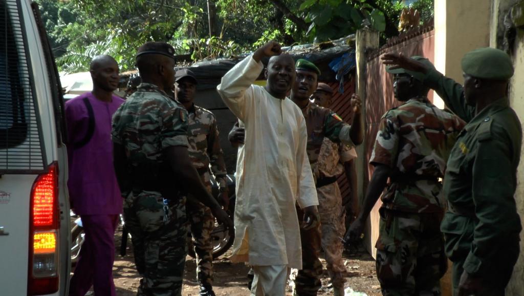 Guinée Conakry : Le coordinateur du FNDC Abdourahamane Sanoh condamné à un an de prison