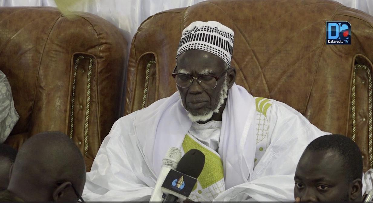 Nouvelle déclaration du Khalif/ Serigne Mountakha a-t-il été plus ferme contre  Sokhna Aida Diallo ?