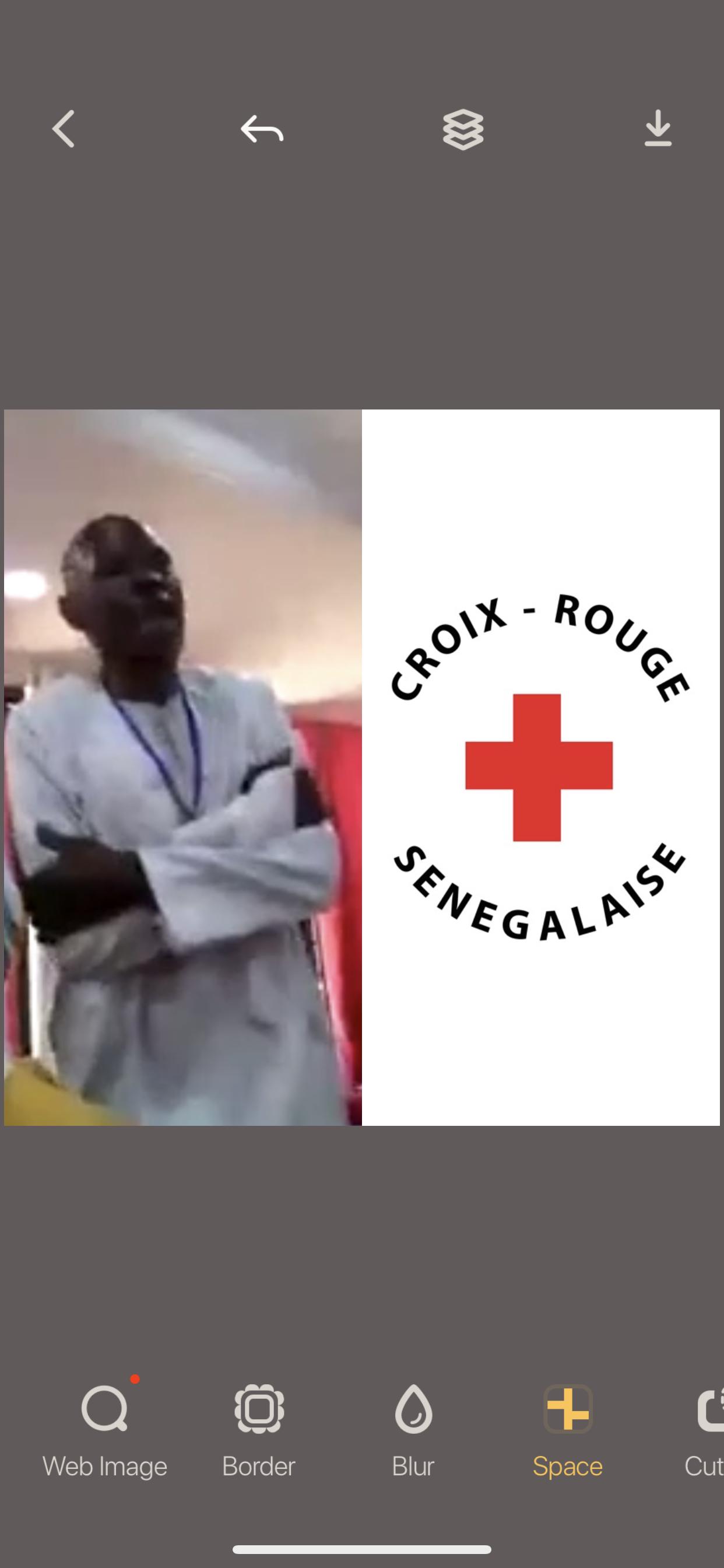 Ce qu'on sait de la vidéo virale de la Croix Rouge Sénégalaise.