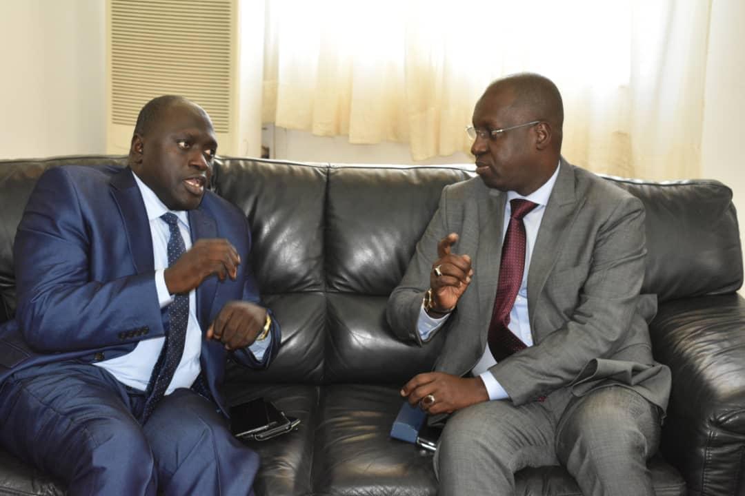 Coupe abusive de bois : Abdou Karim Sall s'est entretenu avec son homologue de la Gambie