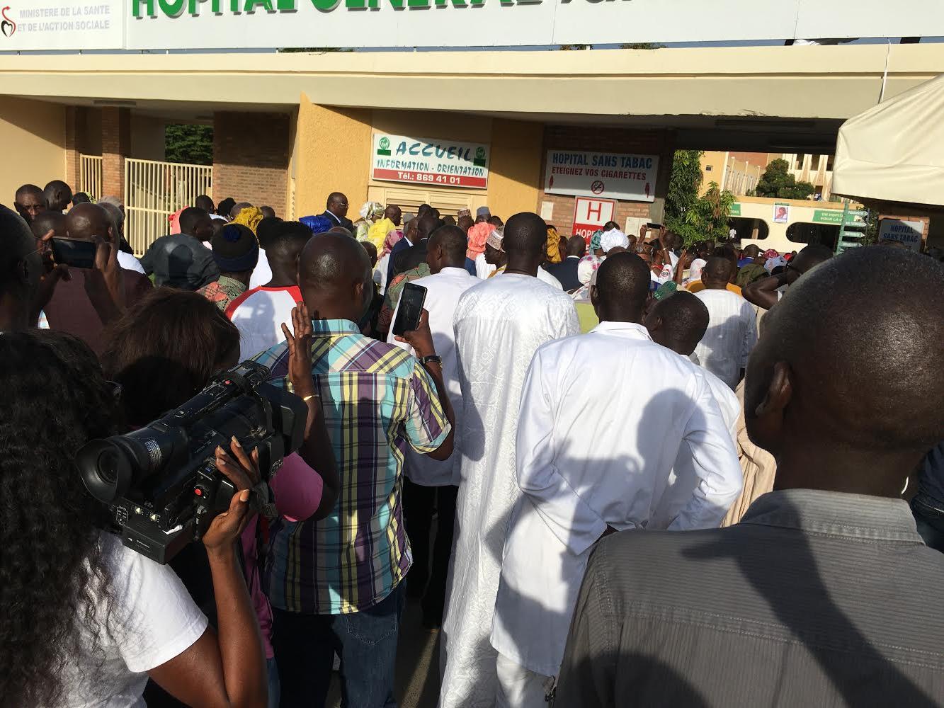 Santé : L'Hôpital CTO devient hôpital général Idrissa Pouye