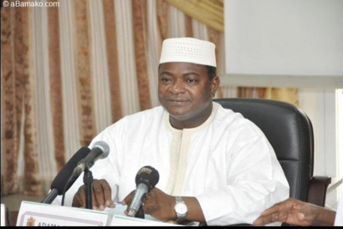 MALI : Le maire de Bamako arrêté et placé sous mandat de dépôt.