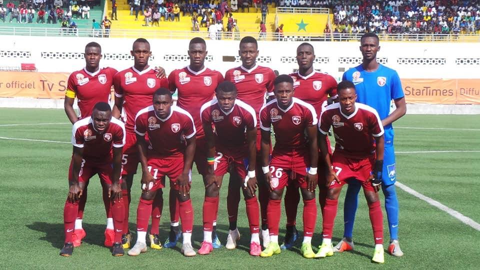 Eliminé par le Zamalek, le Club génération Foot devra passer par les barrages, contre ESAE FC, pour disputer une coupe Africaine