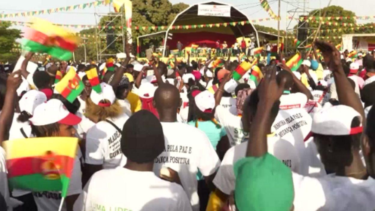 Guinée Bissau : Un mort dans une manifestation de l'opposition pour le report de la présidentielle.