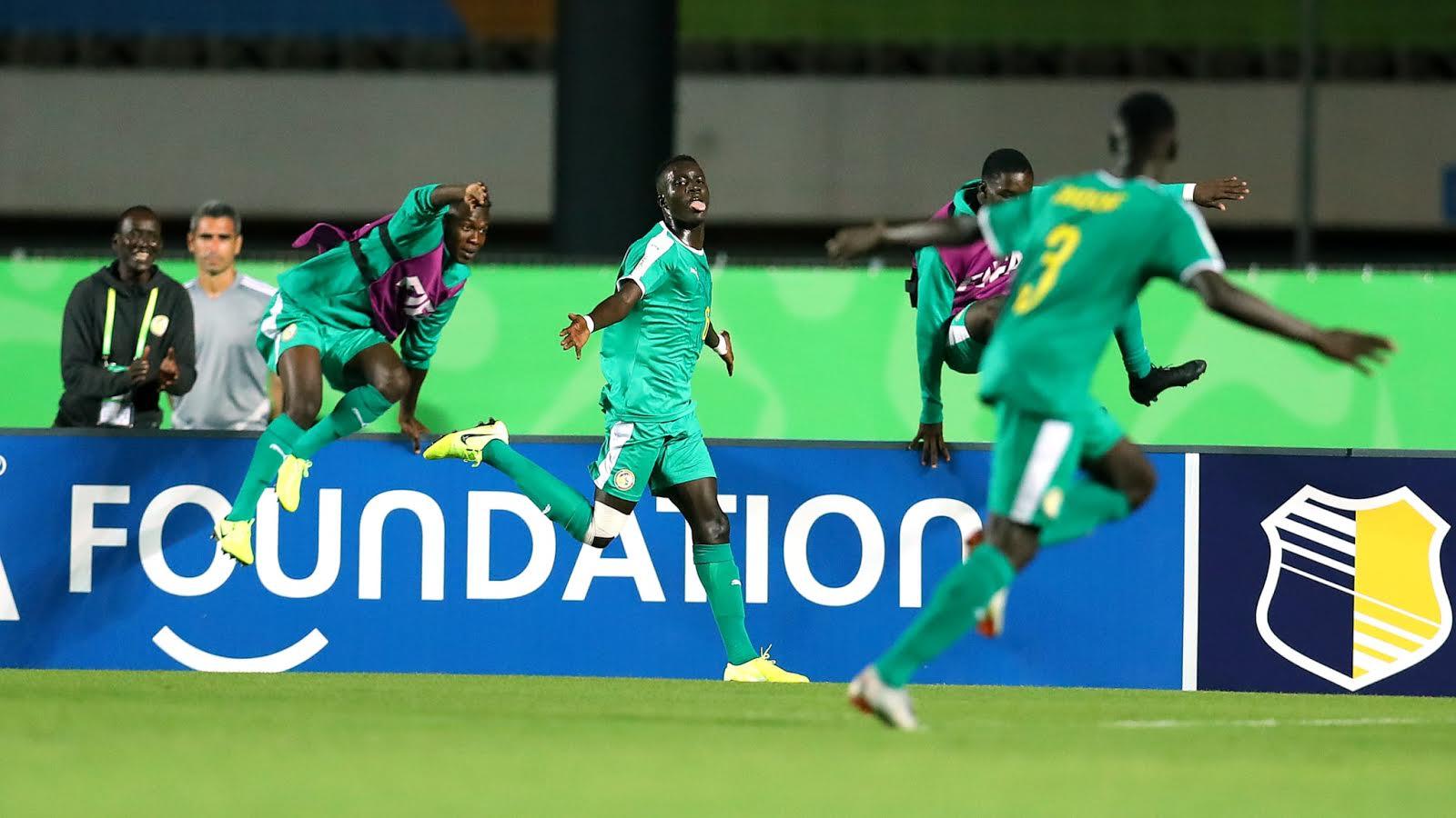 Coupe du monde U17 : Le Sénégal attaque fort !