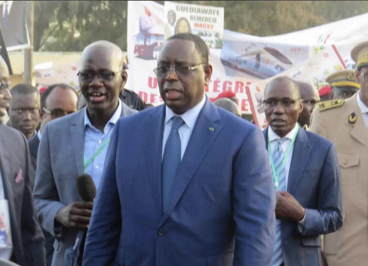 Lancement des Travaux du BRT : Le président Macky Sall attendu pour le « coup d'envoi »