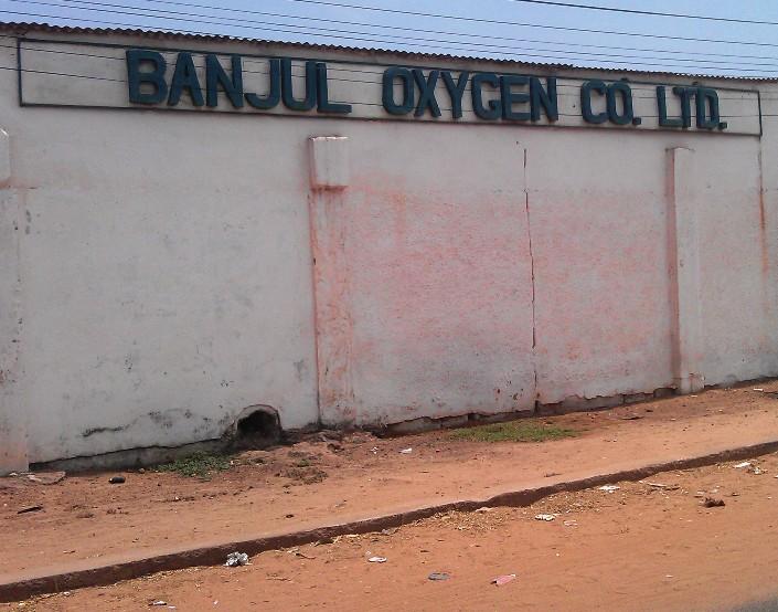 Gambie : de gigantesques explosions dans une usine de gaz font d'incommensurables dégâts