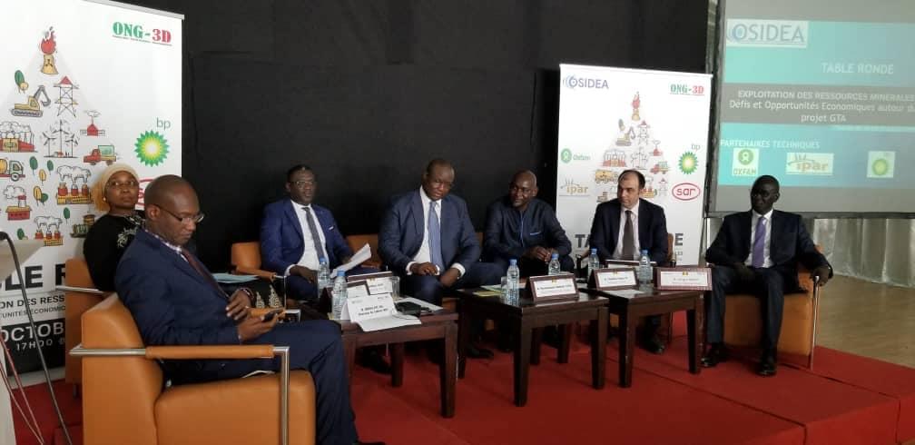 Gestion transparente des hydrocarbures : L'OSIDEA réunit l'Etat, la société civile, les universitaires et le secteur privé autour d'une table avec BP