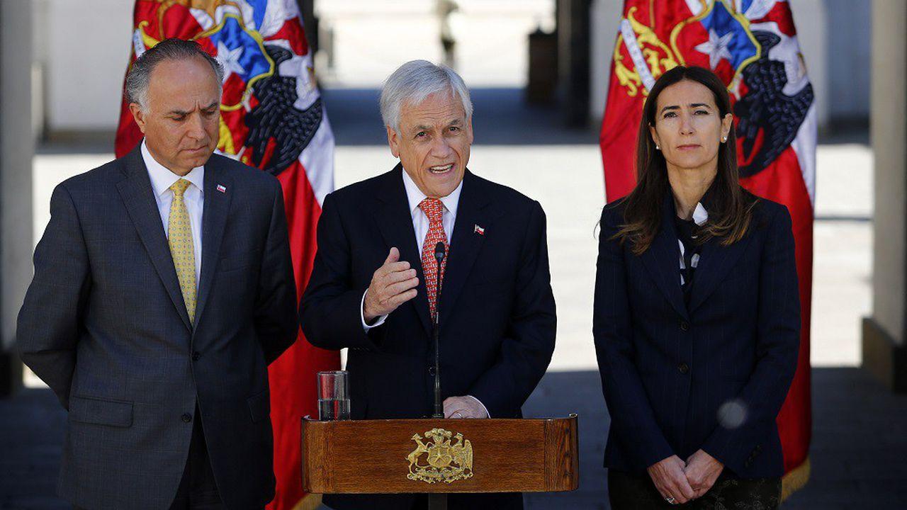 Climat : le Chili renonce à organiser la COP25