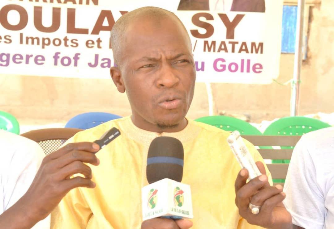 Les collaborateurs du ministre de la Justice à l'écoute des populations du Fouta