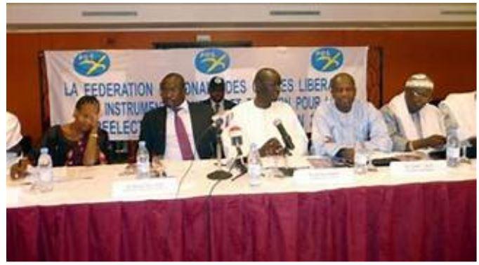 Changement à la tête de la FNCL : Abdou Aziz Diop et Cheikh Tidiane Seck corrigent Wade et réaffirment leur ancrage au PDS