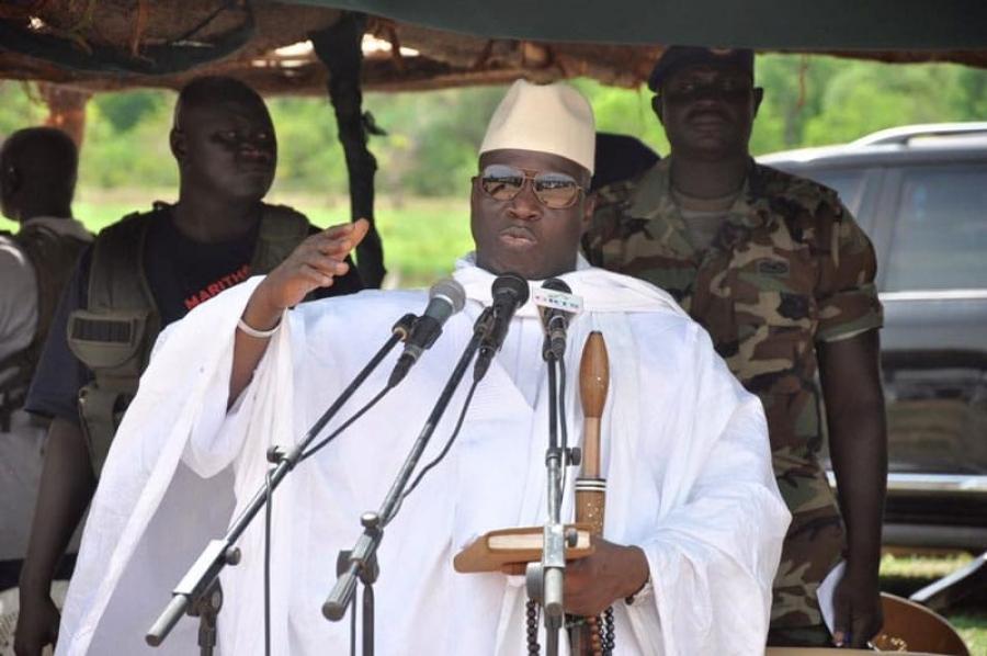 « Jammeh est un obsédé sexuel », selon son ex-chef de protocole