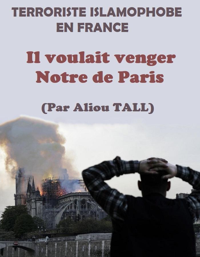 Attentat contre une mosquée en France: Le terrorisme islamophobe est en marche ! (Par Aliou TALL)