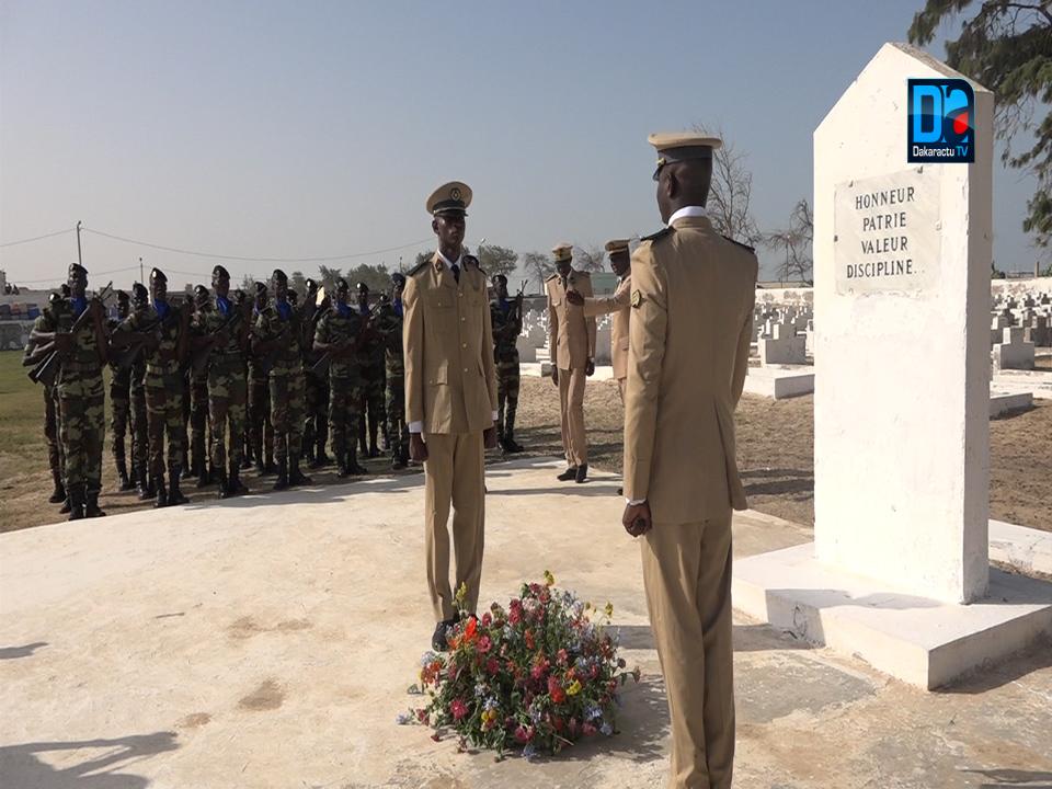 Saint-Louis / Toussaint : Hommage rendu aux militaires et anciens combattants disparus