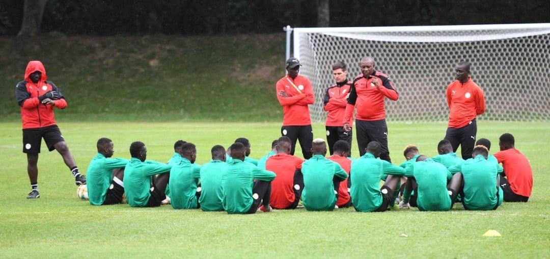 Mondial U17 : Ousmane Bâ et Thibaut Aubertin forfaits pour le reste de la compétition