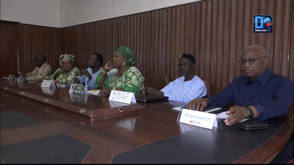 Nominations d'Aminata Mbengue Ndiaye et d'Alioune Ndoye : Le PS exprime sa gratitude au Chef de l'État Macky Sall
