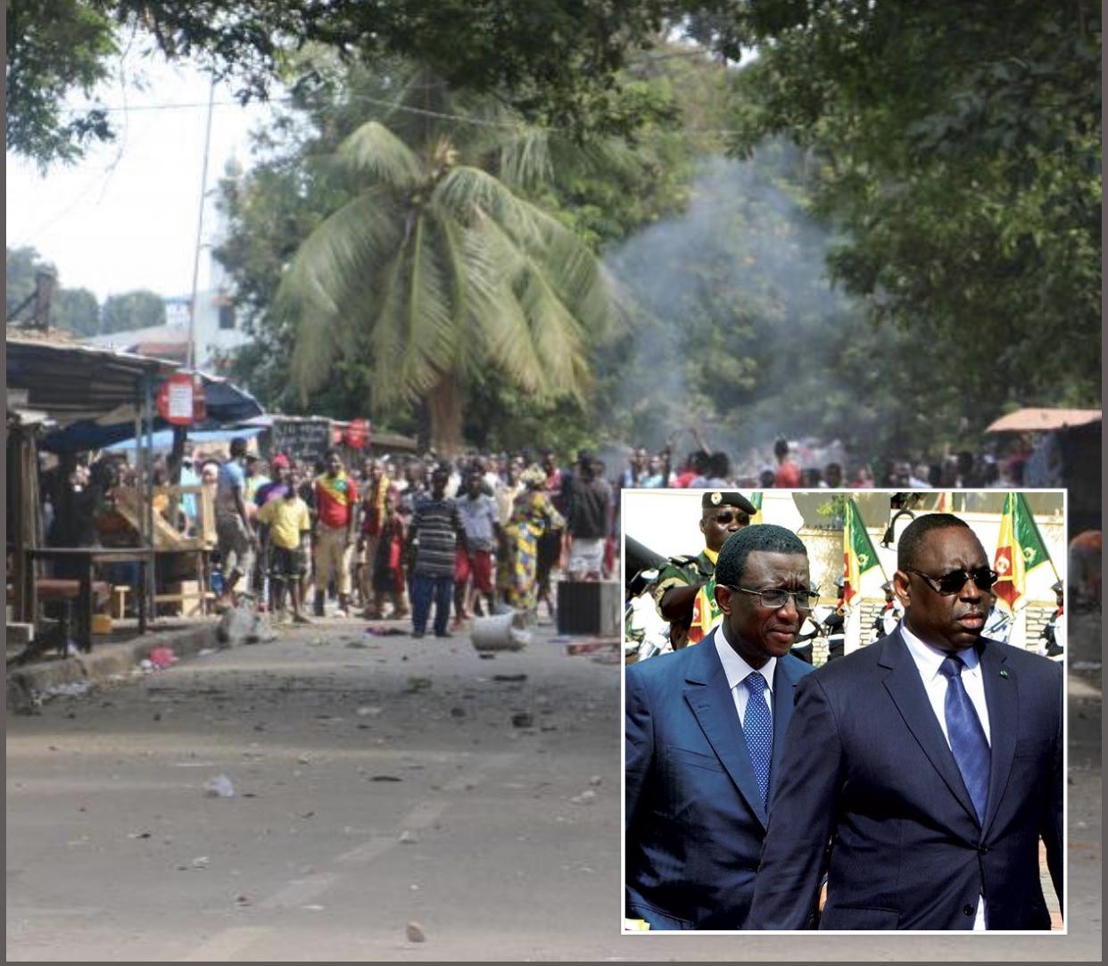 Guinée Conakry : Les 48 sénégalais arrêtés pour «présence suspecte» viennent d'être libérés.