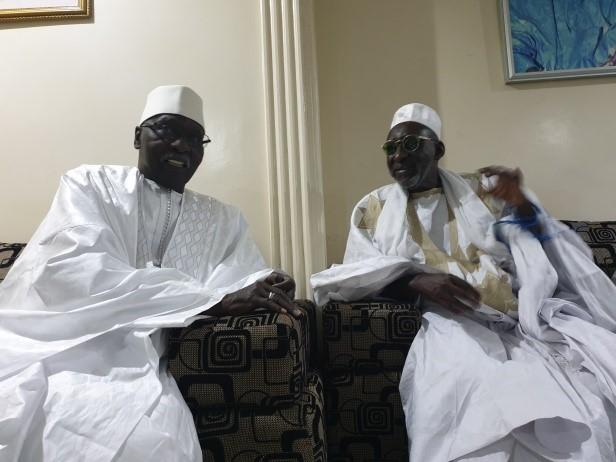 Ziarra annuelle de Thierno Saidou Nourou Tall et Thierno Mountaga Tall : la famille d'Elhadj Malick Sy et descendants choisis comme parrains de la 40éme édition »