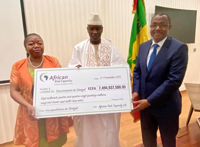 Pour assister les impactés des dérèglements climatiques : Comment la souscription à une police d'assurance sécheresse a permis au Sénégal d'empocher 13,9 milliards FCFA.