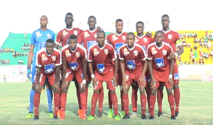 Tour de cadrage de la Coupe CAF : ESAE élimine Générations Foot et file en finale