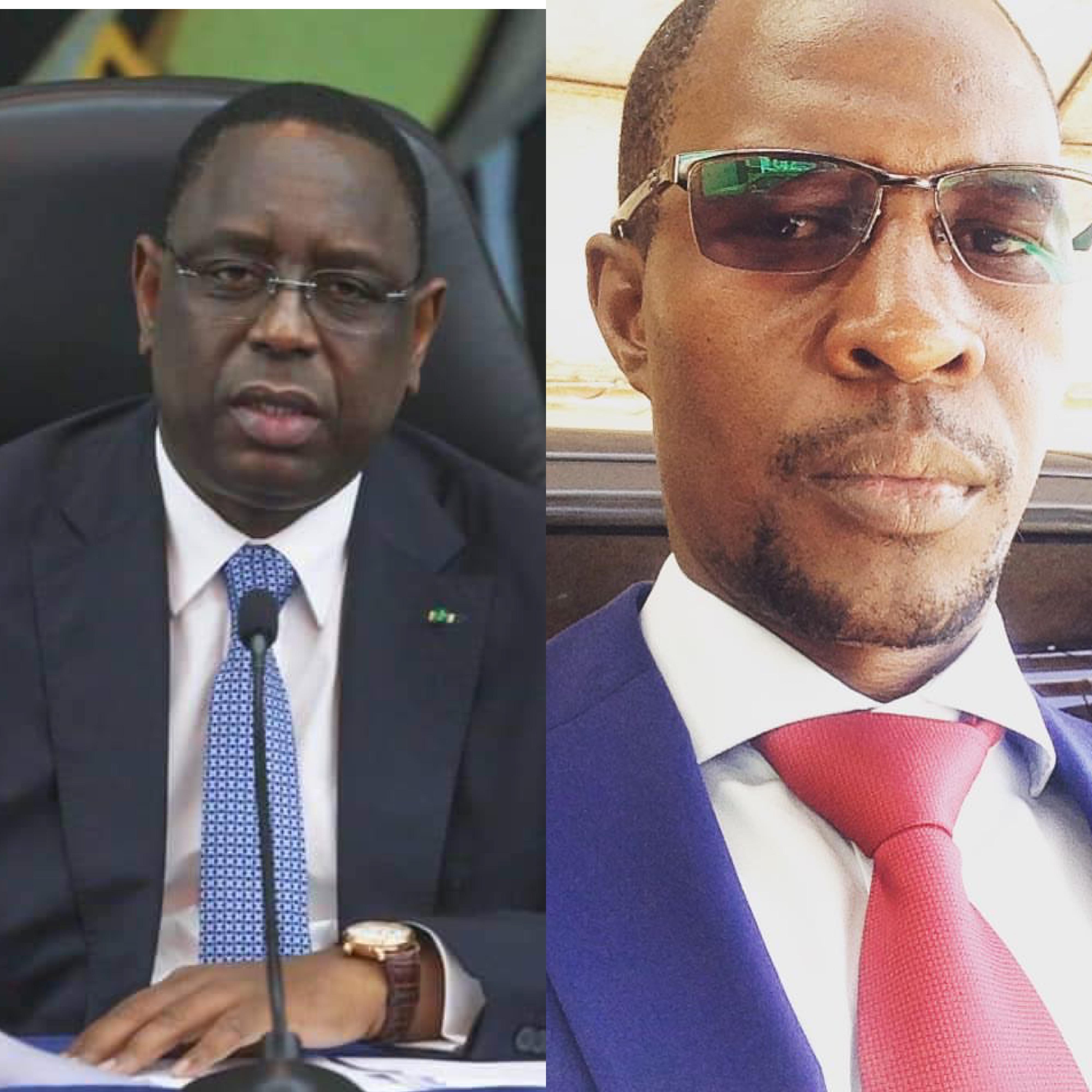Diisoo avec le Président Macky Sall... (Par Souleymane Ly)