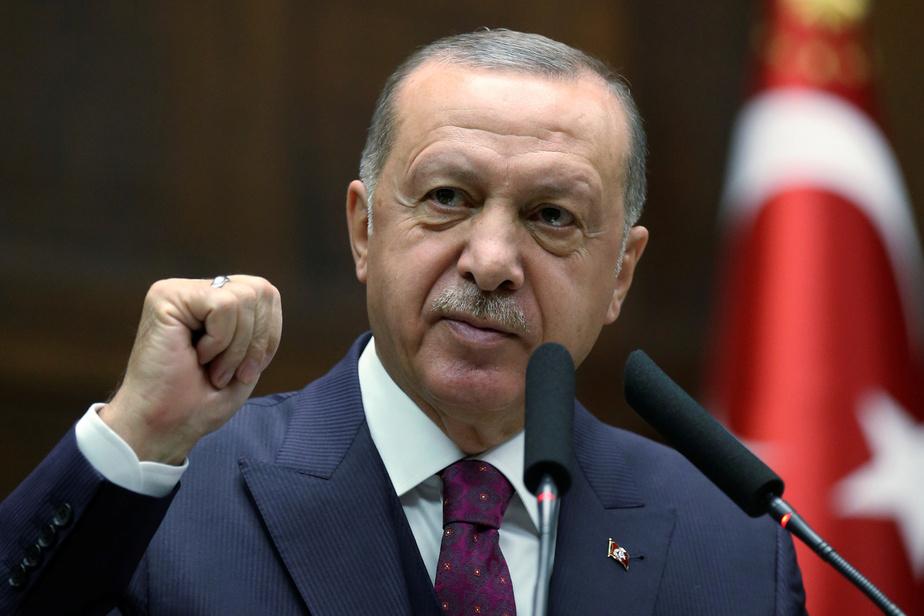 Sur fond de rancœur contre les USA, la Turquie annonce l'arrestation de la femme de Baghdadi.