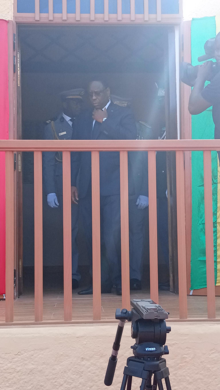 Journée des forces armées : Le président Macky Sall visite «le souvenir du mémorial du soldat»
